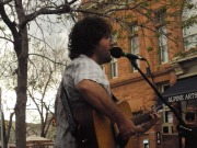 Dee Tyler playing for Streetmosphere