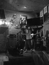 Tyler T. at Lucky Joe's