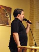"Comedian Jason ""Mutt"" Rogers at Pateros Creek"