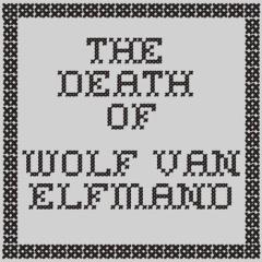 Wolf van Elfmand New Album