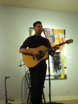 John Runnels at the Downtown Artery